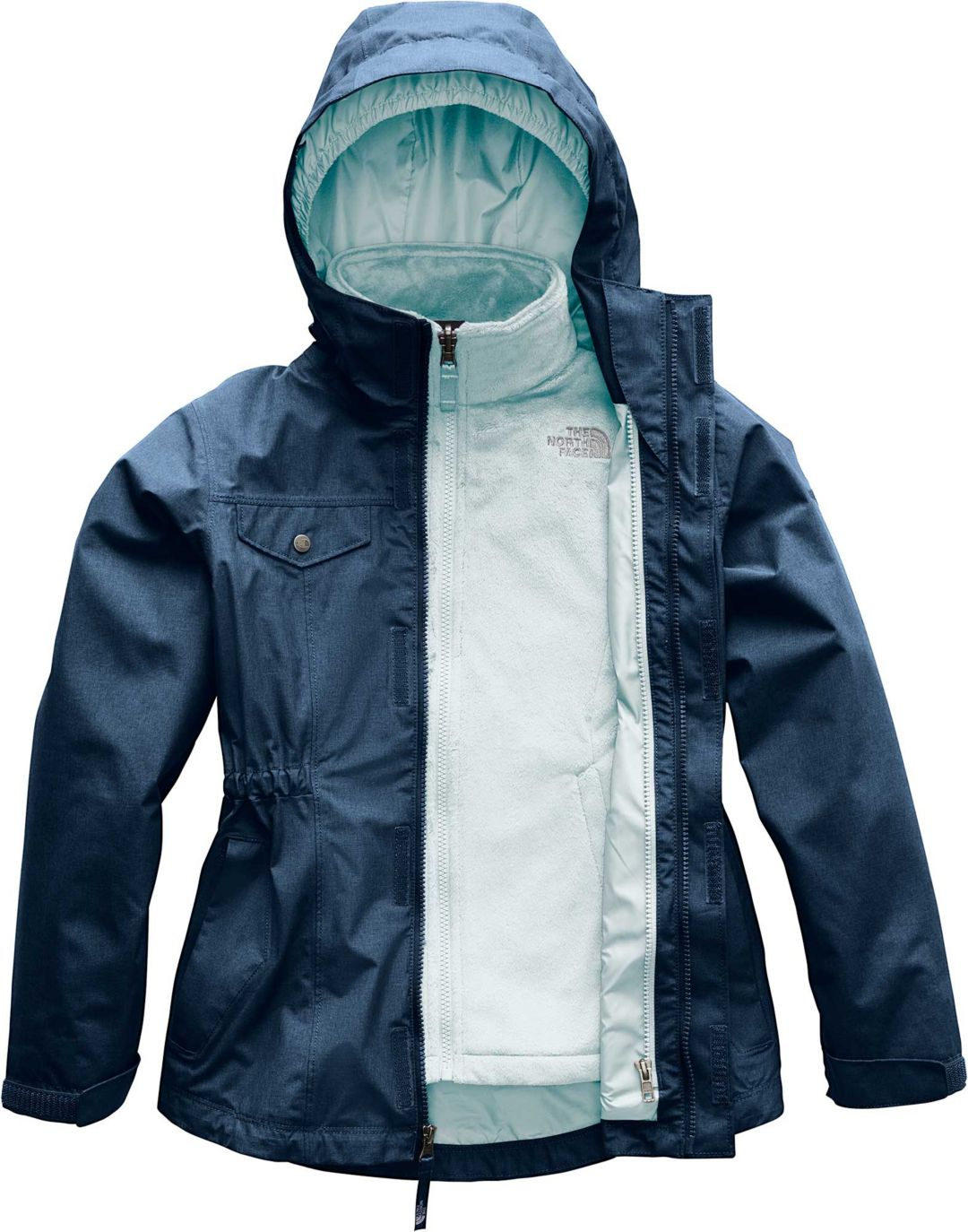 d6065cff9 The North Face Girls' Osolita 2.0 Triclimate Jacket | Field & Stream