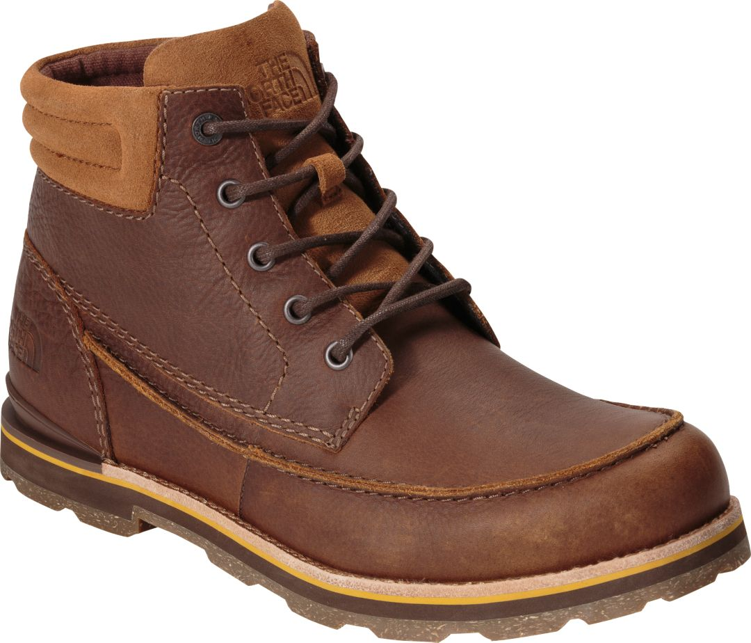 961a0380cdc The North Face Men's Bridgeton Waterproof Chukka Boots