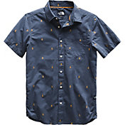 The North Face Men's Baytrail Jaquard Short Sleeve Shirt