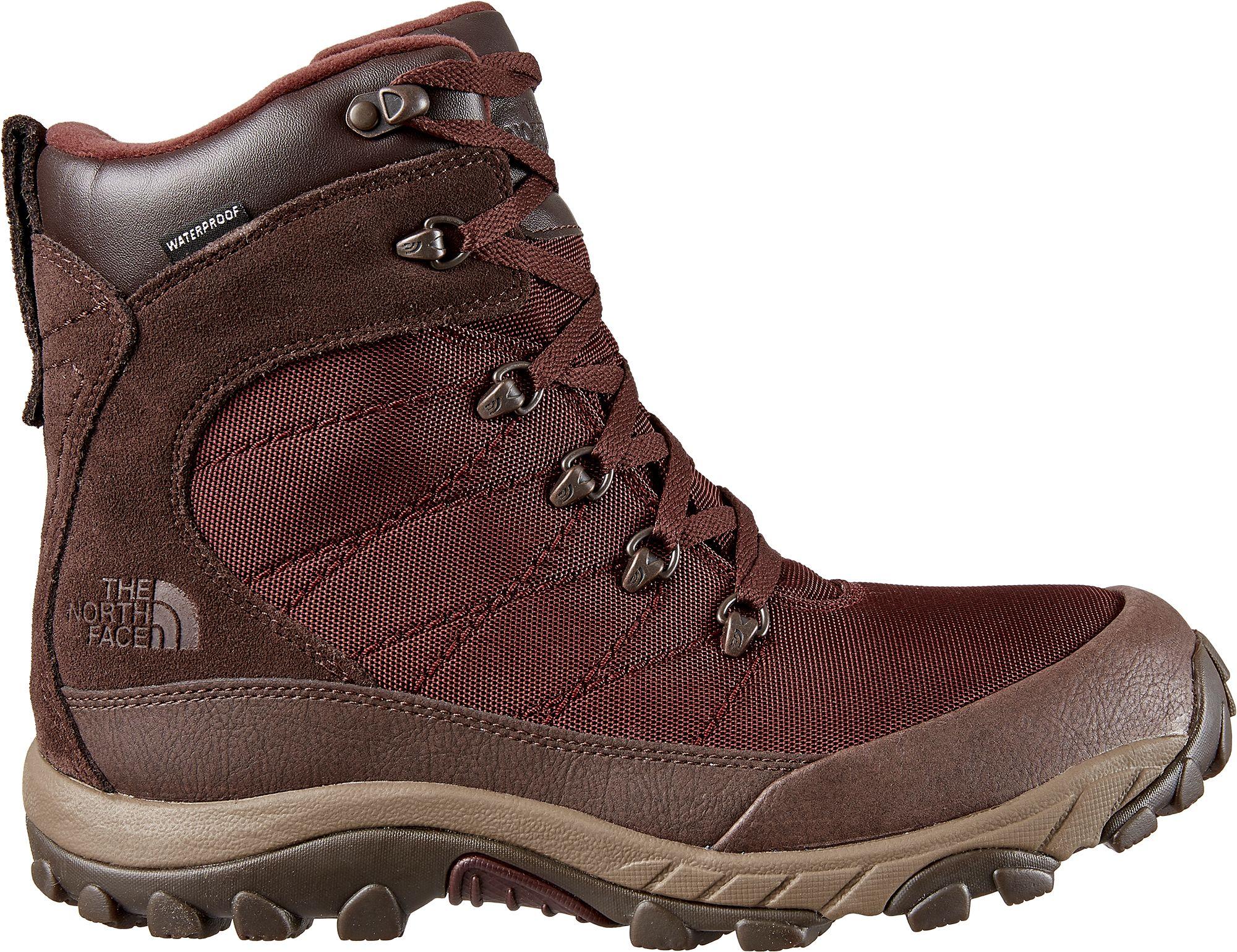 8d73d9b8a The North Face Men's Chilkat Nylon Waterproof Winter Boots | DICK'S ...