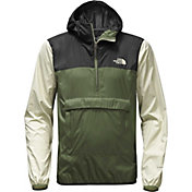 The North Face Men's Fanorak Pullover Jacket—Past Season
