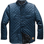 The North Face Men's Insulated Point Reversible Flannel Jacket