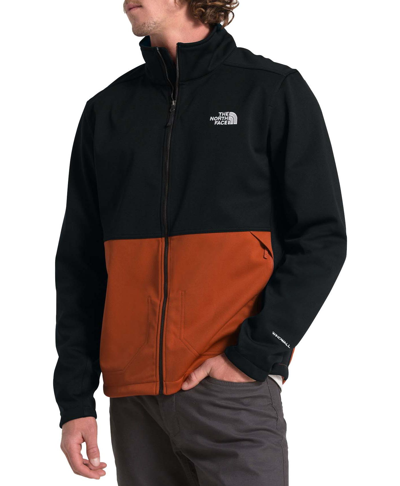 The North Face Men's Apex Canyonwall Full-Zip Jacket
