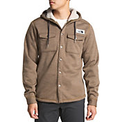 The North Face Men's Sherpa Patrol Snap Up Fleece