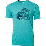 The North Face Men's Cabin Clutch Tri-Blend T-Shirt
