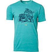 The North Face Men's Cabin Clutch Tri-Blend T-Shirt