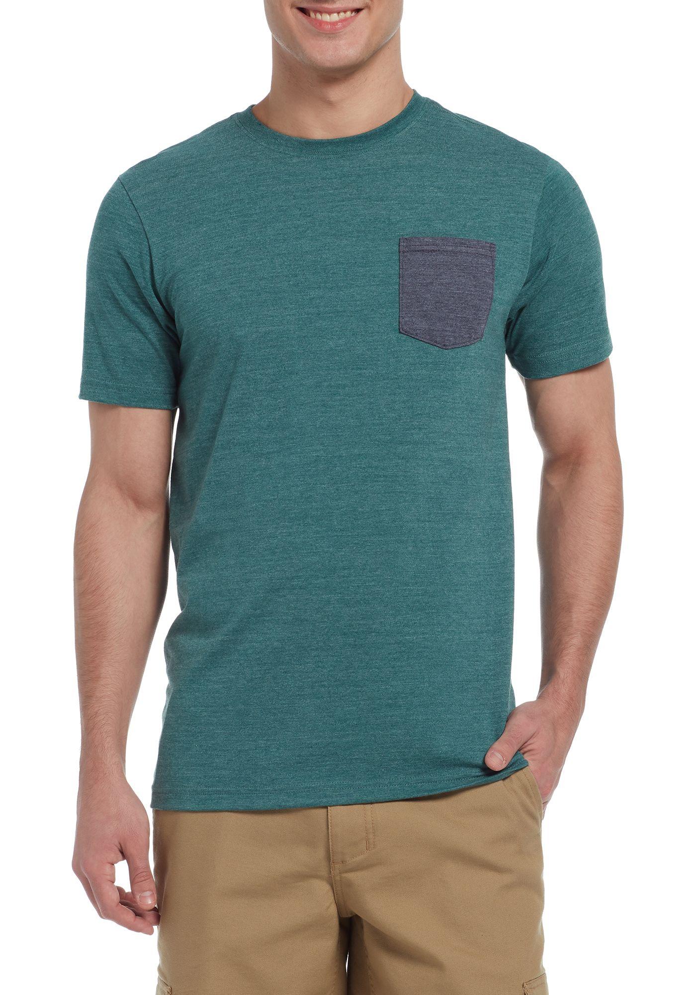 The North Face Men's Tri-Blend Pocket T-Shirt
