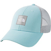 The North Face Men's Box Logo Trucker Hat