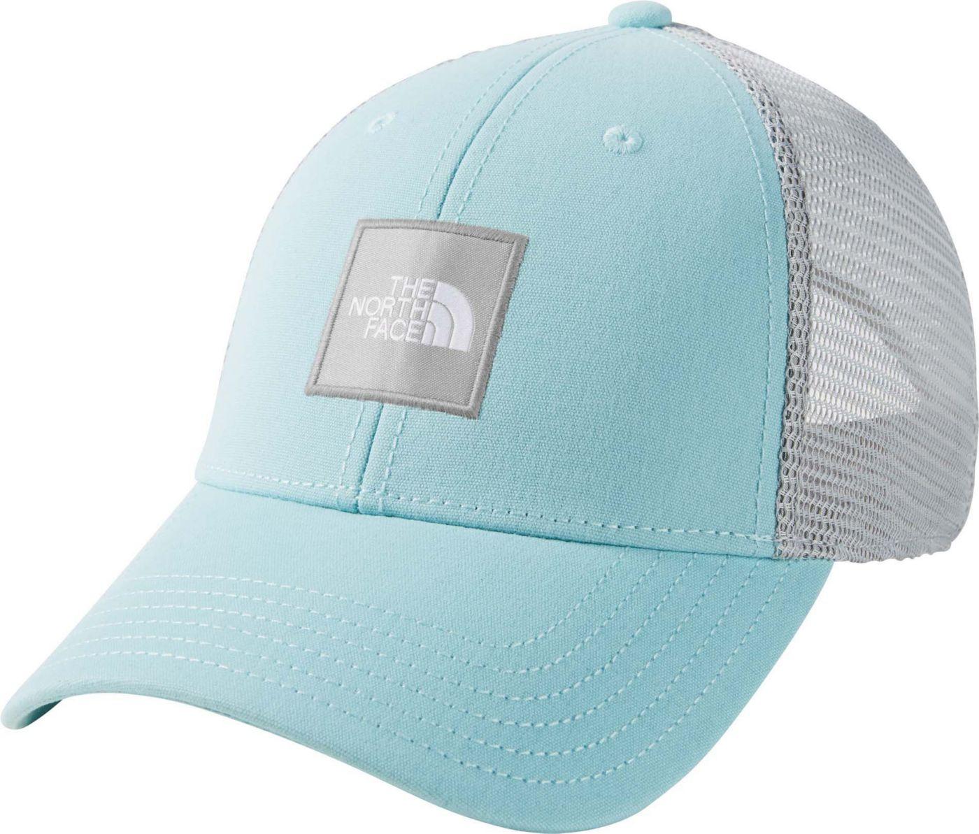 The North Face Men's Box Logo Trucker Hat