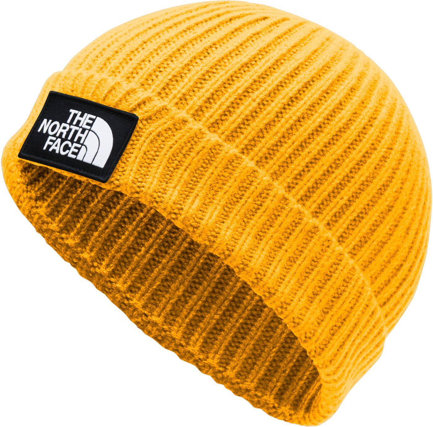 The North Face Men's Logo Box Cuffed Beanie