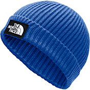 The North Face Men's Logo Box Cuffed Beanie