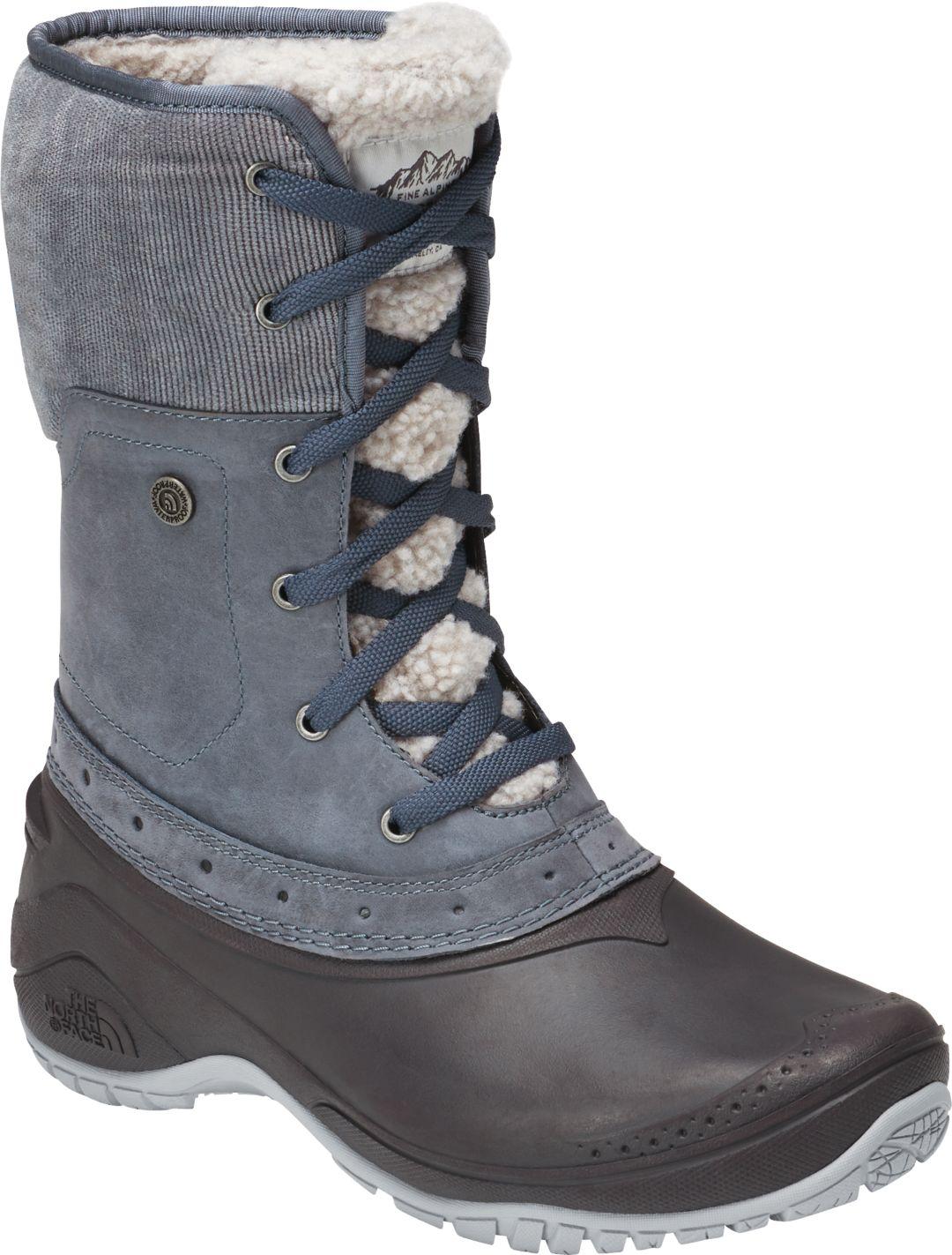 d719a8433 The North Face Women's Shellista Roll-Down 200g Waterproof Winter Boots