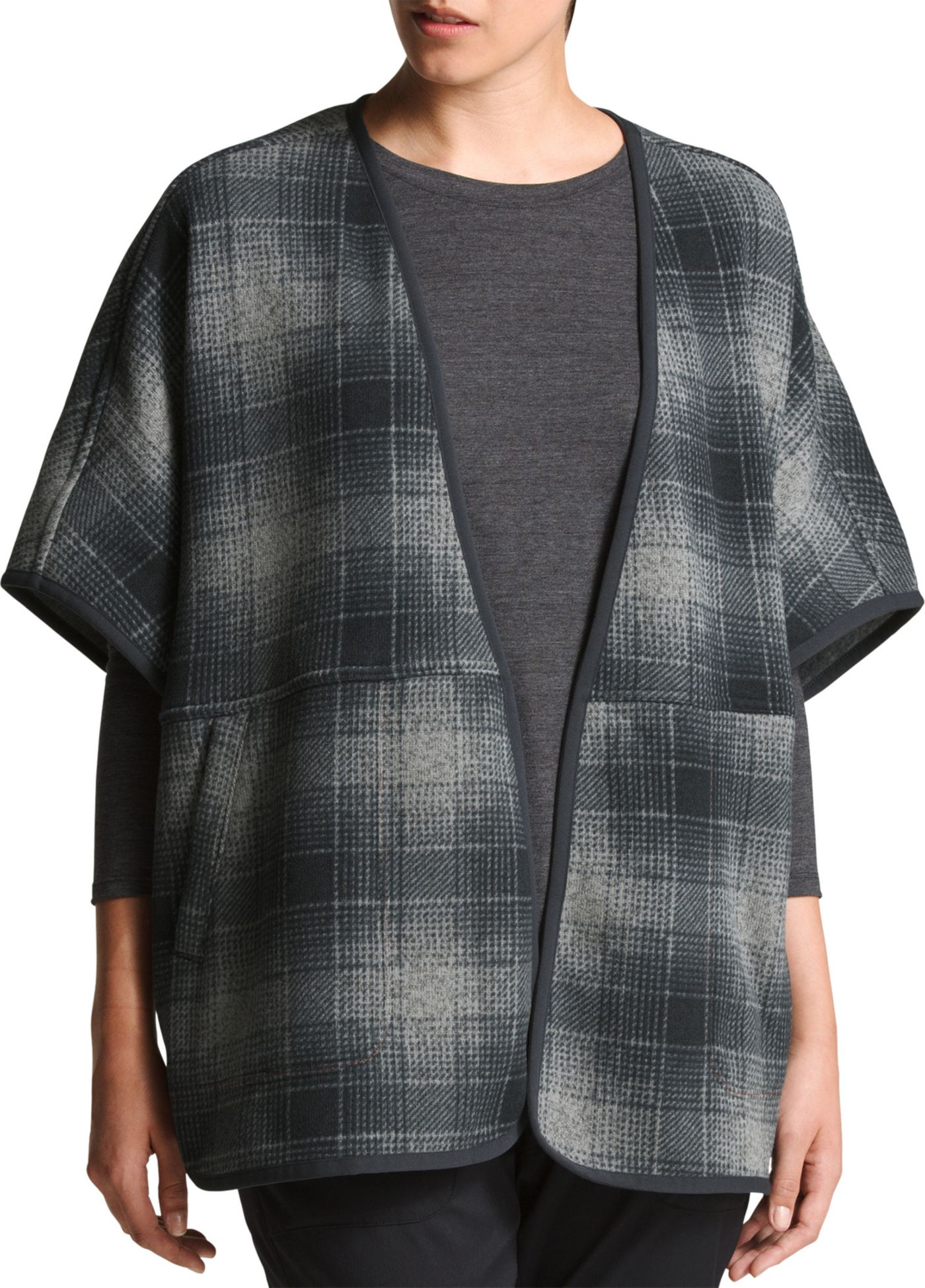 The North Face Women's Crescent Fleece Poncho
