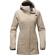 The North Face Women's City Midi Trench Rain Jacket