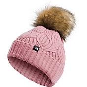 The North Face Women's Oh-Mega Fur Pom Beanie