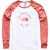 The North Face Women's Malibae Tri-Blend Long Sleeve Shirt