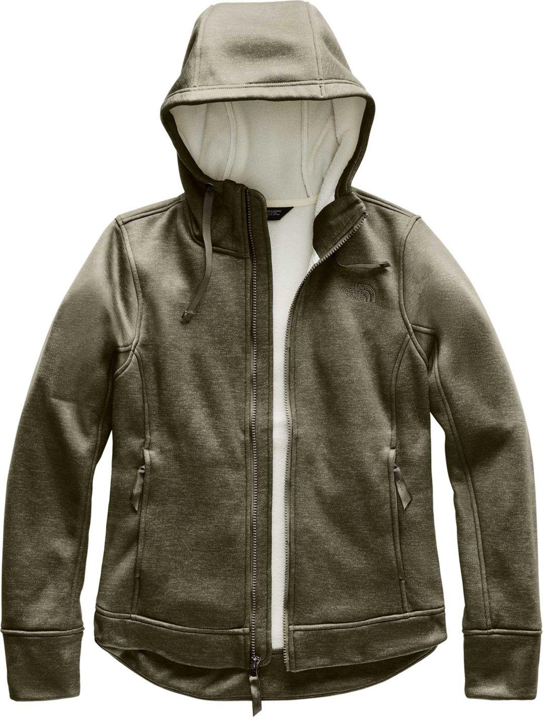 c7323119e The North Face Women's Mattea Full-Zip Fleece Hoodie