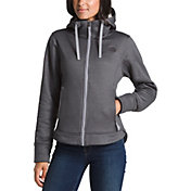 The North Face Women's Mattea Full-Zip Fleece Hoodie