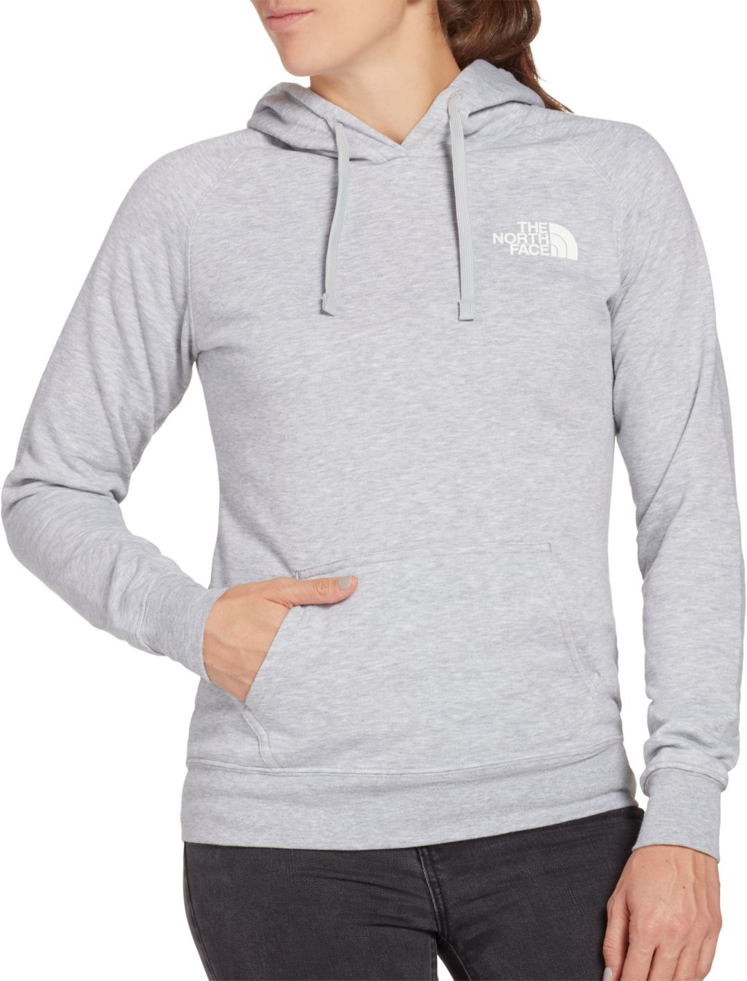 119111345 The North Face Women's Red Box Hoodie