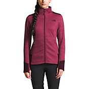The North Face Women's Shastina Stretch Full Zip Fleece Jacket