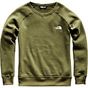 The North Face Women's Slammin Fleece Crew Long Sleeve Shirt