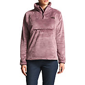The North Face Women's Osito Sport Hybrid 1/4 Zip Fleece Pullover