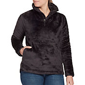 Product Image · The North Face Women s Osito Sport Hybrid 1 4 Zip Fleece  Pullover. Weathered Black · Vintage White 72d84a4bc