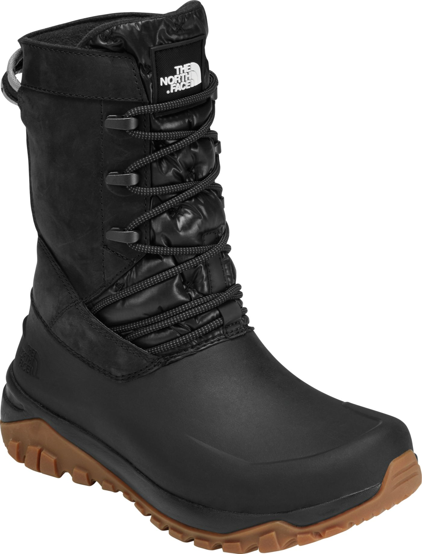 The North Face Women's Yukonia Mid 200g Waterproof Winter Boots