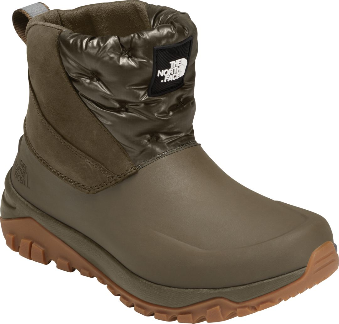 67f3ed6e2 The North Face Women's Yukonia Ankle 200g Waterproof Winter Boots