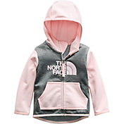 The North Face Infant Girls' Surgent Full-Zip Hoodie