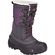 The North Face Kids' Shellista Lace III 200g Waterproof Winter Boots