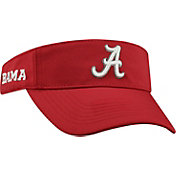 Top of the World Men's Alabama Crimson Tide Crimson Visor