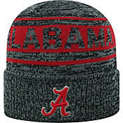 Top of the World Men's Alabama Crimson Tide Sockit To Me Grey Knit Beanie