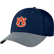 Top of the World Men's Auburn Tigers Blue Twill Elite Mesh 1Fit Flex Hat