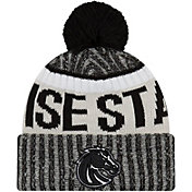 New Era Men's Boise State Broncos Blue Sport Knit Beanie