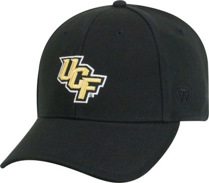 competitive price 3e5b9 e8728 ... promo code for top of the world mens ucf knights fitted black hat dicks  56d68 92263