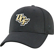 Top of the World Men's UCF Knights Fitted Black Hat
