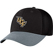 Top of the World Men's UCF Knights Black Twill Elite Mesh 1Fit Flex Hat