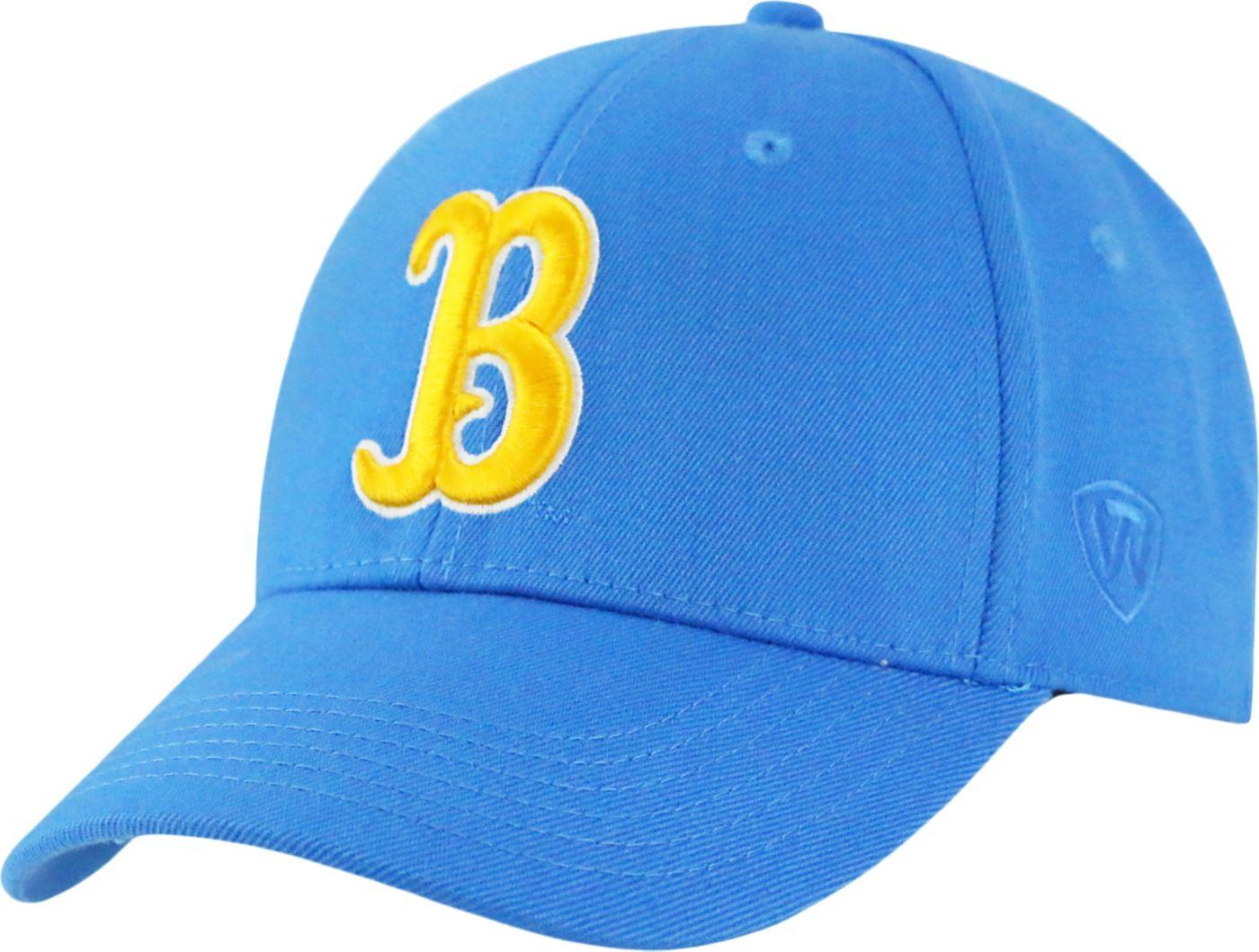 Top of the World Men's UCLA Bruins True Blue Premium Collection M-Fit Hat