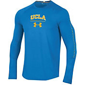 Under Armour Men's UCLA Bruins True Blue  Training Long Sleeve Performance T-Shirt