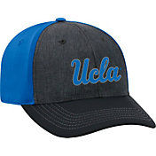 Top of the World Men's UCLA Bruins Grey/True Blue Reach 1Fit Flex Hat