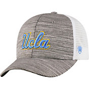 Top of the World Men's UCLA Bruins Grey Warmup Adjustable Hat