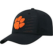 Top of the World Youth Clemson Tigers Dazed 1Fit Flex Black Hat