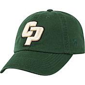 Top of the World Men's Cal Poly Mustangs Green Crew Adjustable Hat