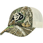 Top of the World Men's Colorado Buffaloes Camo Sentry Adjustable Hat
