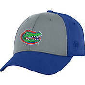 Top of the World Men's Florida Gators Grey/Blue Two Tone Adjustable Hat