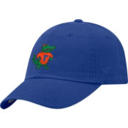 Top of the World Men's Florida Gators Blue Staple Vintage Patch Adjustable Hat
