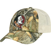 Top of the World Men's Florida State Seminoles Camo Sentry Adjustable Hat