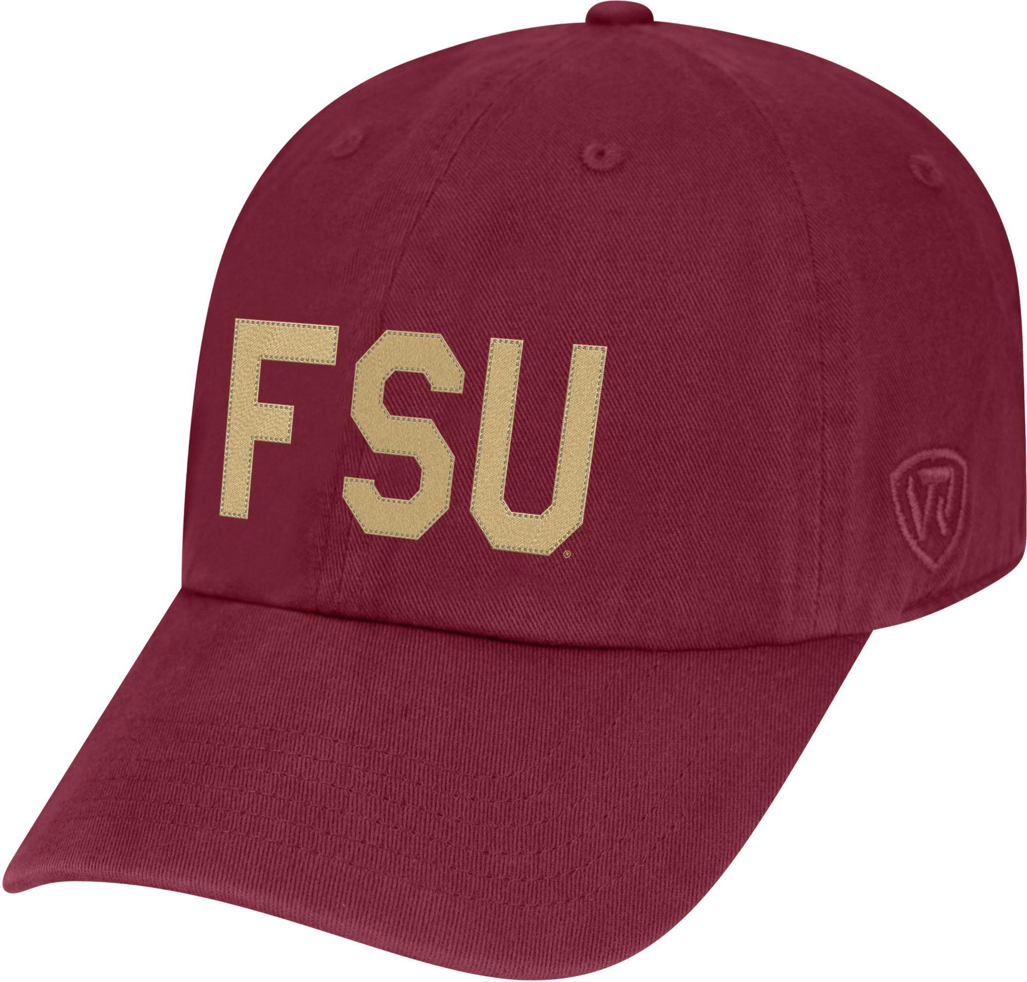56c94f93c4ac47 ... get top of the world mens florida state seminoles garnet district  adjustable hat 16b05 36545