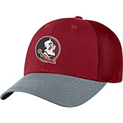 Top of the World Men's Florida State Seminoles Garnet Twill Elite Mesh 1Fit Flex Hat